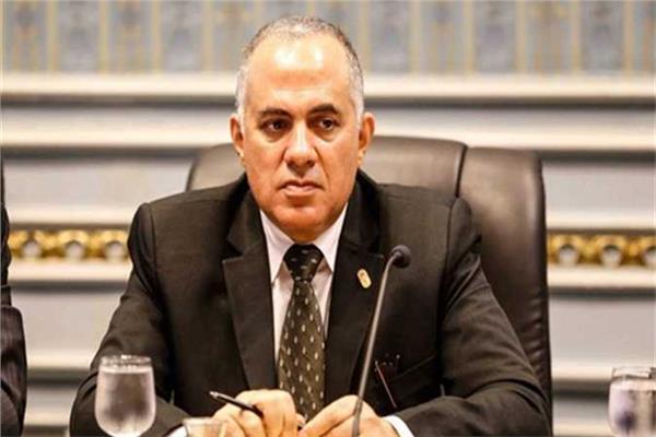 الدكتور محمد عبدالعاطي  وزير الموارد المائية والري،