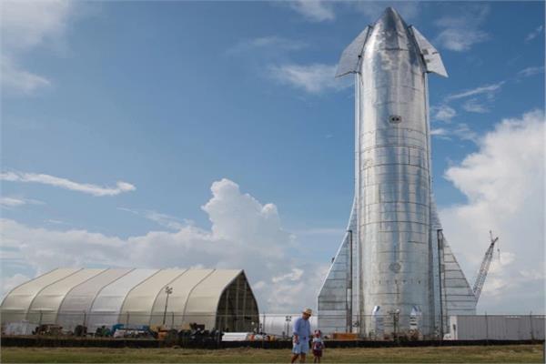 صاروخ SN10