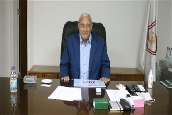 المستشار عماد عبد العزيز، رئيس اللجنة المؤقتة لإدارة نادي الزمالك