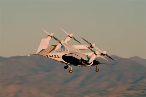 صورة «جوبي» تكشفت عن طائرتها الكهربائية المطورة| فيديو