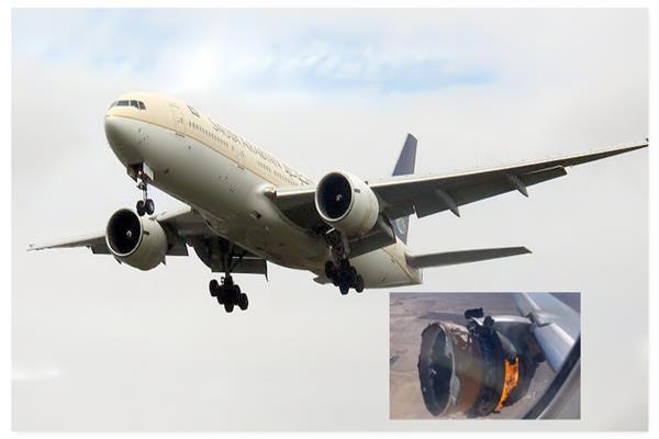 صورة صفعة جديدة لـ«بوينج» بسبب «المحرك المميت»
