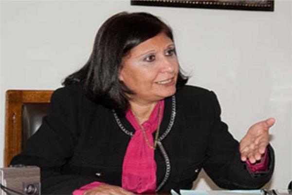 الدكتورة نسرين البغدادي عضوة المجلس القومي للمرأة