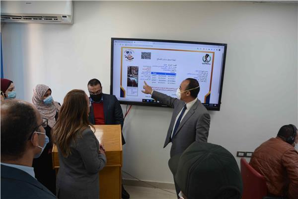وزارة الاتصالات ومحافظة المنيا