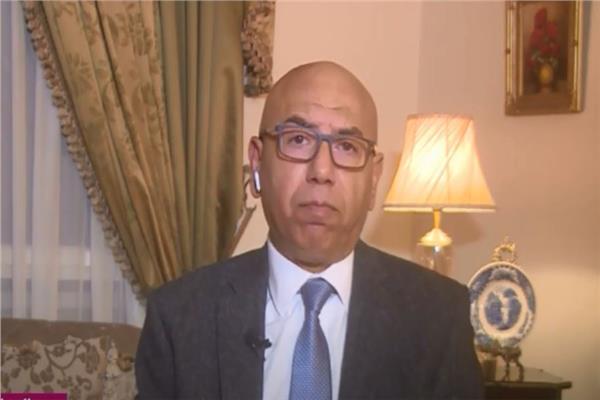 اللواء خالد عكاشة مدير المركز المصري للفكر والدراسات الاستراتيجية