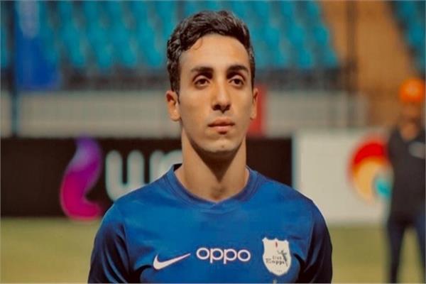 اللاعب كريم فؤاد