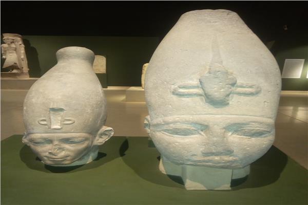 معبد اتريبس ومقابر الحواويش بسوهاج