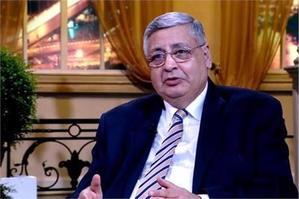 الدكتور محمد عوض تاج الدين، مستشار رئيس الجمهورية لشئون الصحة والوقاية