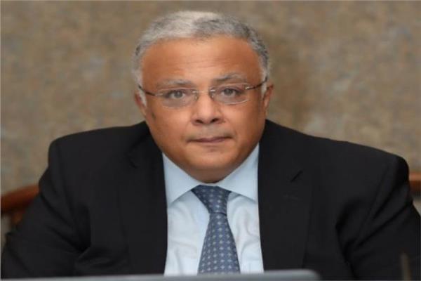 السفير د. أحمد إيهاب جمال الدين مندوب مصر الدائم لدى الأمم المتحدة في جنيف