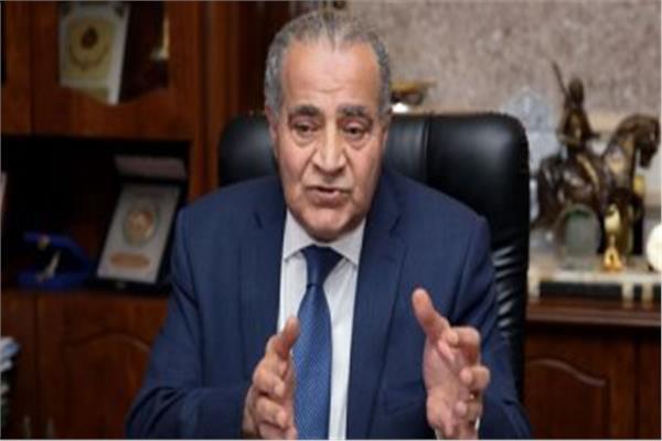 د.علي المصيلحي وزير التموين