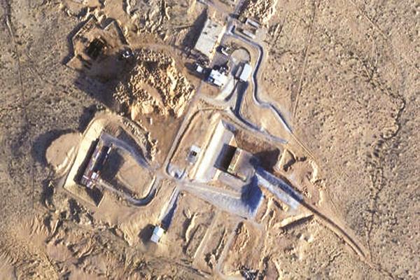 أعمال حفر ظاهرة بعمق عدة طوابق تحت الأرض