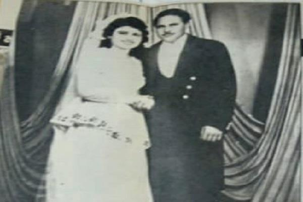 سيدة مصر الأولى سابقا