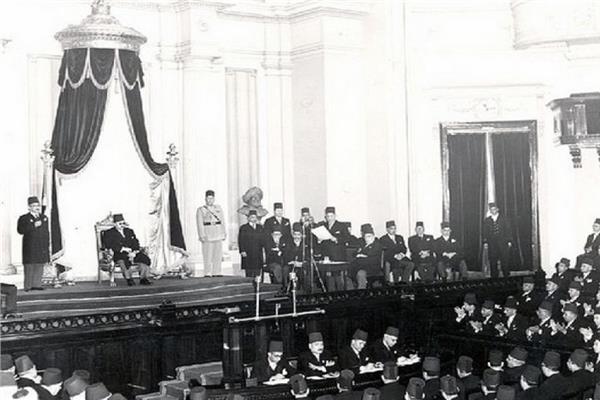 إحدى جلسات مجلس الشيوخ - أرشيفية