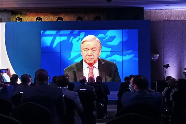 الامين العام للامم المتحدة ٢٠٢١