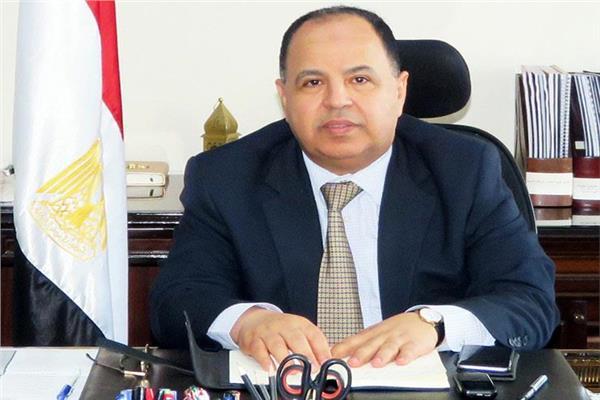 الدكتور محمد معيط وزيرالمالية