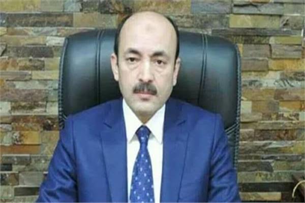 اللواء علاء الدين سليم مساعد وزير الداخلية لقطاع الأمن العام