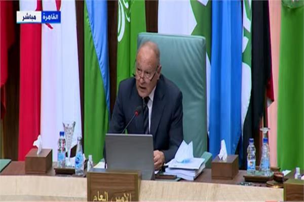 أحمد أبو الغيط: «فلسطين» تقع في قلب الأولويات العربية
