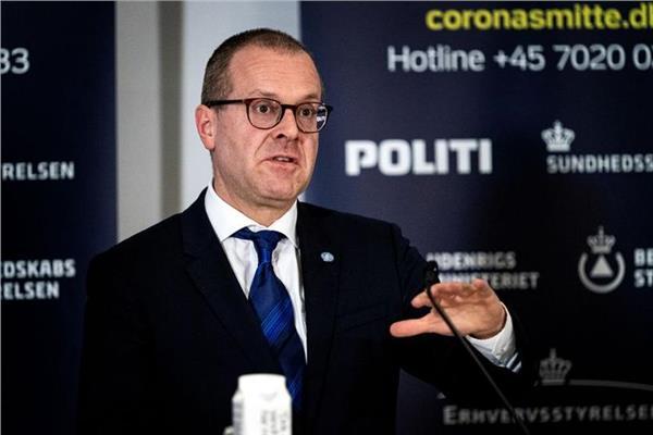 رئيس المكتب الإقليمي لأوروبا بمنظمة الصحة العالمية هانز كلوج