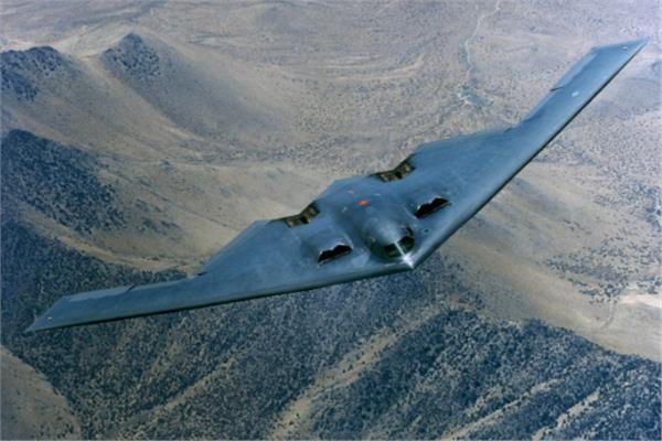 القاذفة الشبحبة B-21 Raider
