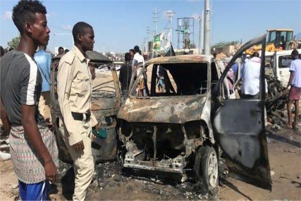 انفجار سيارة مفخخة قرب ميناء العاصمة الصومالية «مقديشو»