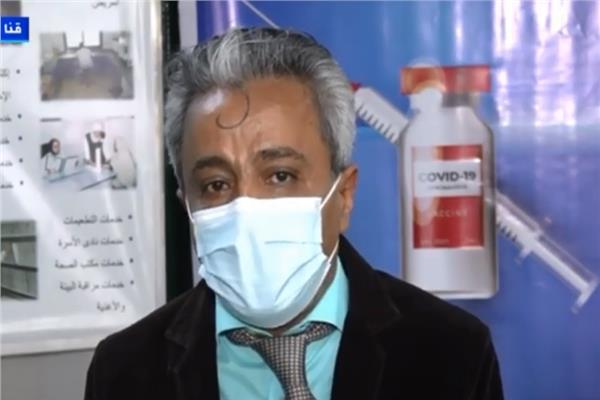 وكيل وزارة الصحة بمحافظة قنا