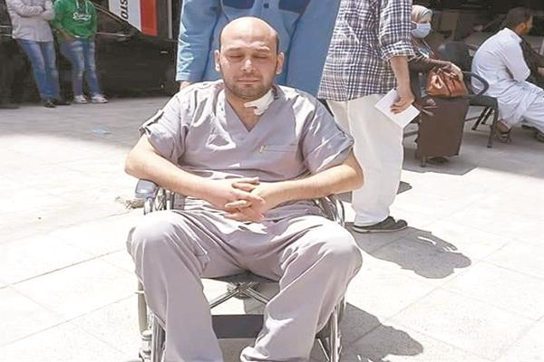 الطبيب محمود سامى