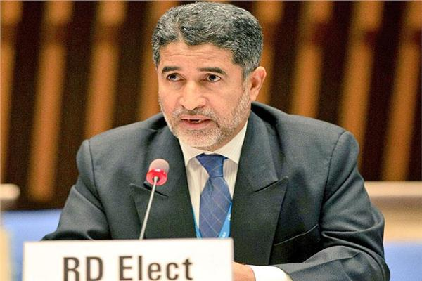 الدكتور أحمد المنظري، المدير الاقليمي لشرق المتوسط بمنظمة الصحة العالمية