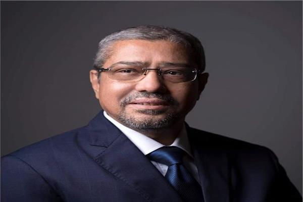 إبراهيم العربي رئيس الاتحاد العام للغرف التجارية