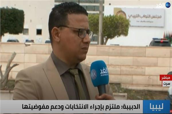 عبد الله بلحيق المتحدث الرسمي باسم مجلس النواب الليبي