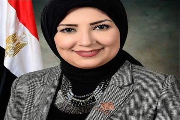 أمين سر لجنة الشئون الإفريقية بمجلس النواب رشا أبو شقرة