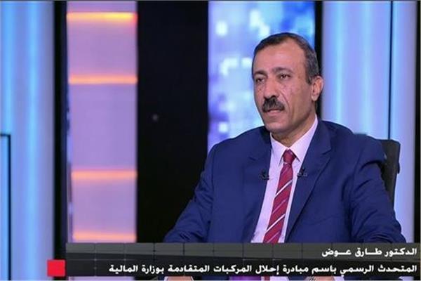 طارق عوض، المتحدث باسم مبادرة إحلال السيارات بوزارة المالية