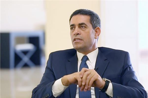 رئيس مجلس المفوضية الوطنية العليا للانتخابات الليبية عماد السايح