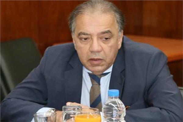 الدكتور شريف الجبلى رئيس لجنة الشئون الافريقية بمجلس النواب