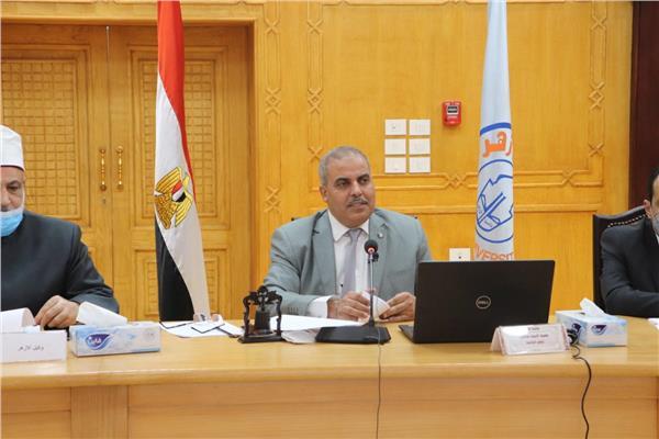 الدكتور محمد المحرصاوي