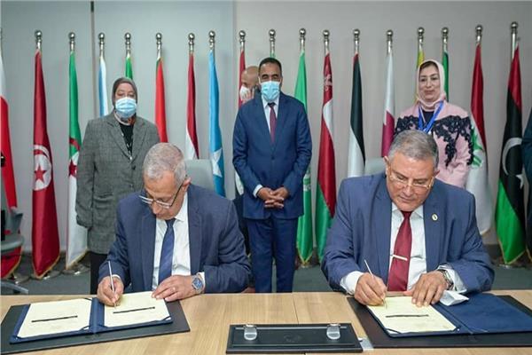 الهيئة العربي للتصنيع تدعم أهداف التنمية المستدامة لـ 2030 باتفاق ثلاثي