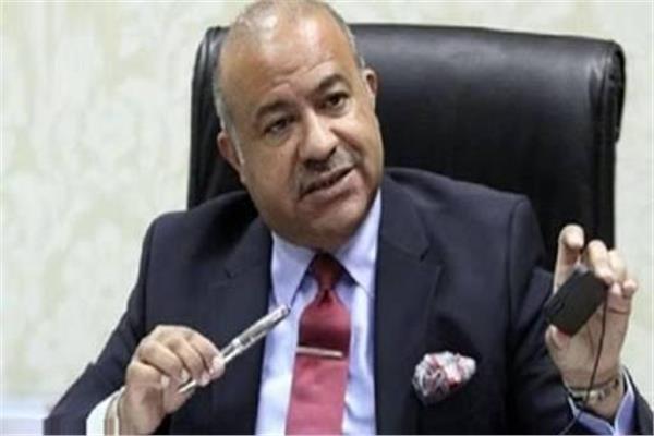 الدكتور إبراهيم عشماوي مساعد أول وزير التموين، ورئيس جهاز تنمية التجارة الداخلية