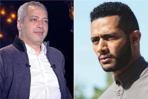 تامر أمين ومحمد رمضان