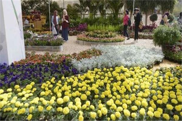 صناعة الزهور في مصر