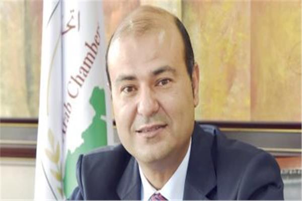 الدكتور خالد حنفي، أمين عام اتحاد الغرف العربية