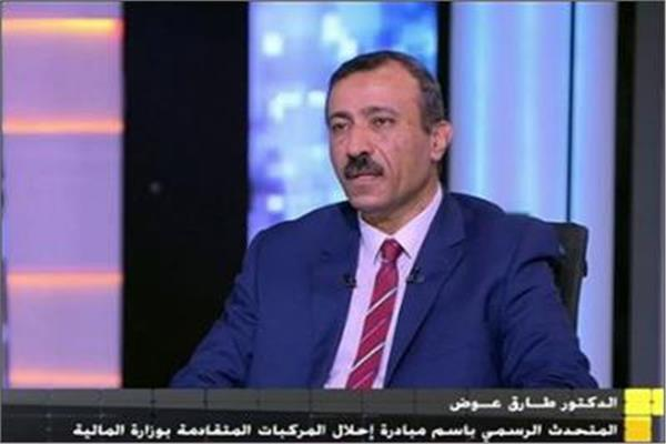 طارق عوض المتحدث بإسم مبادرة إحلال السيارات المتقادمة
