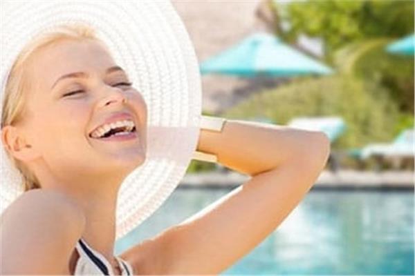 4 نصائح للحفاظ علي بشرة صحية في الصيف