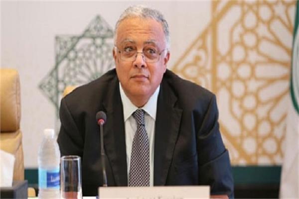 السفير د. أحمد إيهاب جمال الدين
