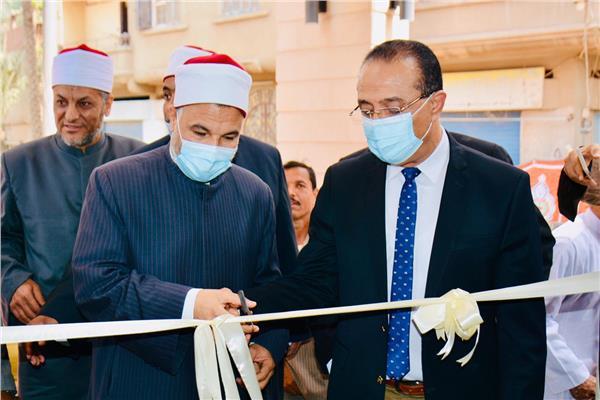 افتتاح خمس مساجد بتكلفة ١٧.٥ مليون جنيه بالدقهلية