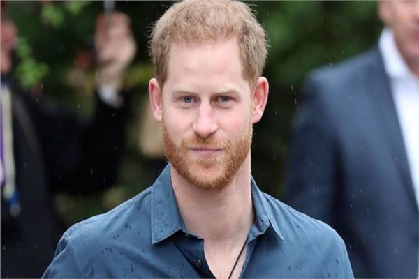 دوق مقاطعة ساسكس البريطانية الأمير هاري