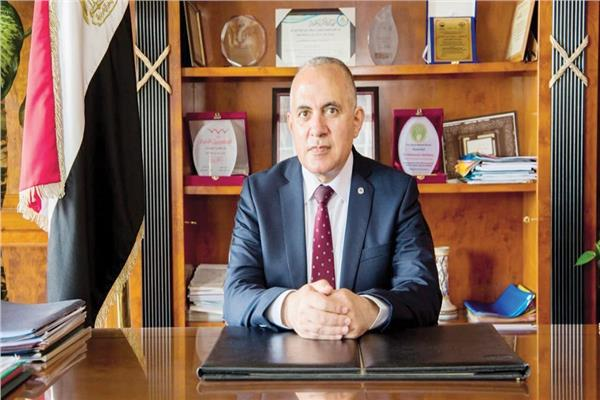 الدكتور محمد عبدالعاطي - وزير الموارد المائية والري