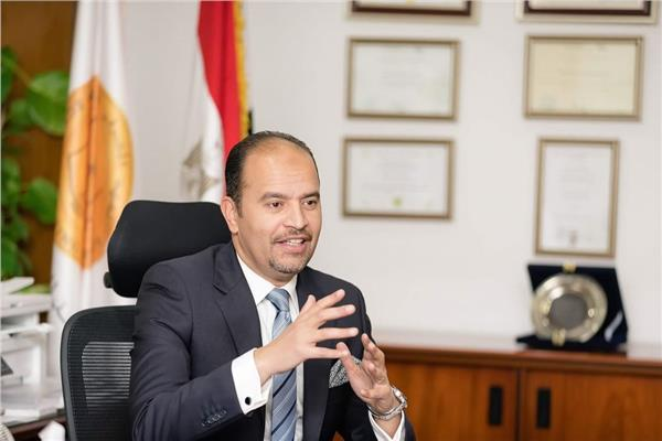 عبد العزيز نصير، المدير التنفيذي للمعهد المصرفي المصري