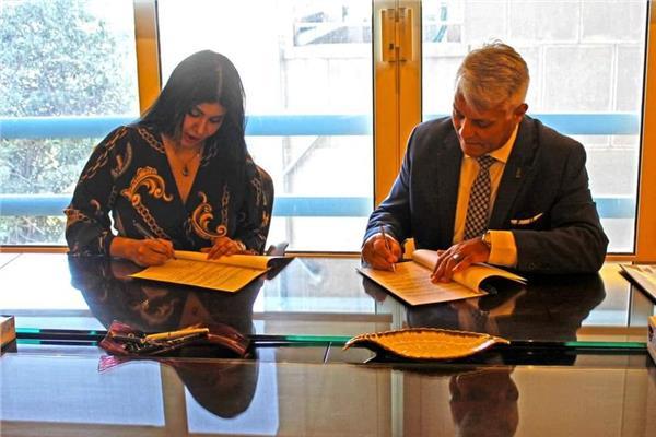 غرفة التطوير العقاري توقع بروتوكول تعاون مع كيان خليجى  لتصدير العقار المصري
