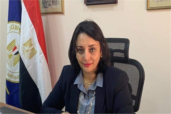 الدكتورة غادة شلبي ، نائب وزير السياحة والاثار لشؤون السياحة