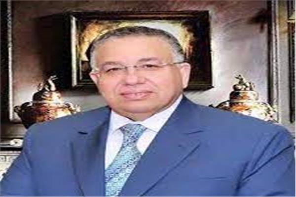 السيد محمود الشريف نقيب السادة الأشراف