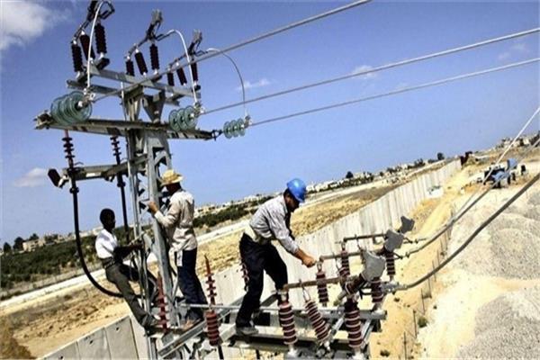 مشاريع الربط الكهربائي المصرية