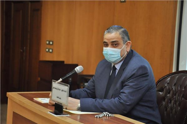 الدكتور عبد الرازق دسوقي رئيس جامعة كفرالشيخ